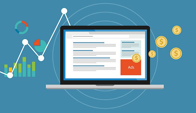 Online Werbung für kleine und mittlere Unternehmen KMU