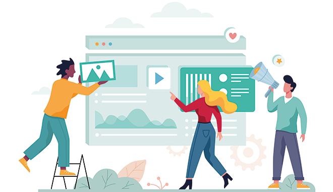 INTRAG Internet Regional AG: 10 Tipps für eine gute Homepage
