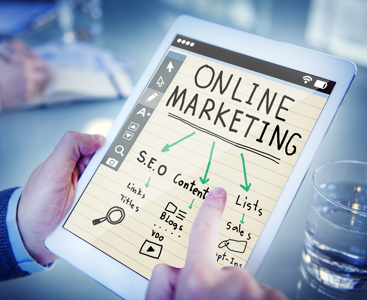 Online-Marketing für KMU