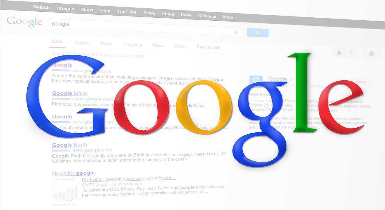 Google lokale Suche
