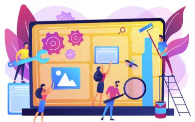Wie kann ich bei Google My Business eine kostenlose Website erstellen?