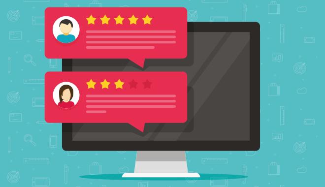 Wie erhält man Bewertungen bei Google?