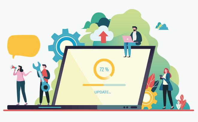 Intrag Blog - Header Core Web Vitals